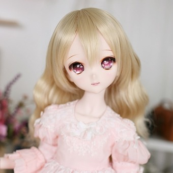 WM-004 (Shine Blond) - DOLLSN,DD,BJD TOTAL SHOP