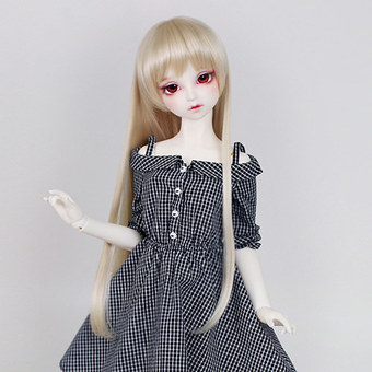 WM-002 (Shine Blond) - DOLLSN,DD,BJD TOTAL SHOP