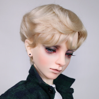 WM-017 (Shine Blond) - DOLLSN,DD,BJD TOTAL SHOP