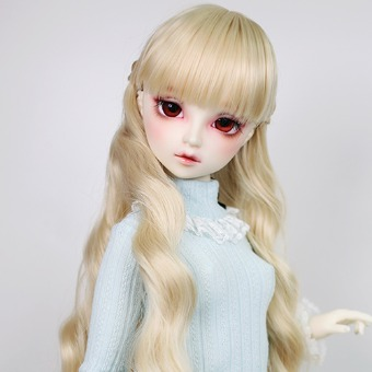 WM-025 (Shine Blond) - DOLLSN,DD,BJD TOTAL SHOP