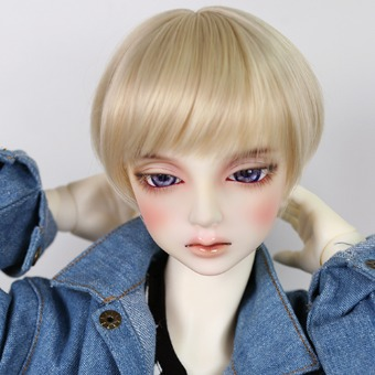 WM-023 (Shine Blond) - DOLLSN,DD,BJD TOTAL SHOP