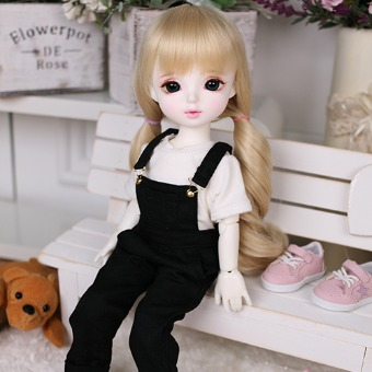 CUDD-061 (Black) - DOLLSN,DD,BJD TOTAL SHOP