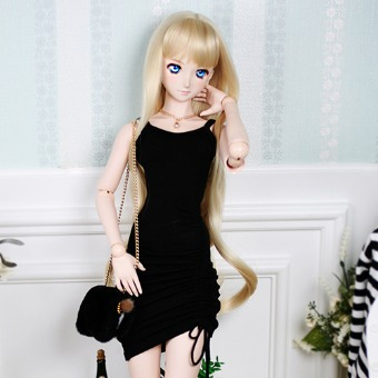 CDD-136 (Black) - DOLLSN,DD,BJD TOTAL SHOP