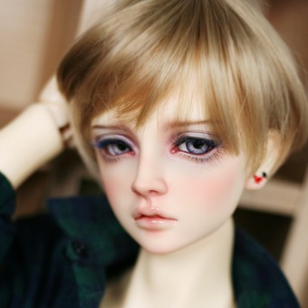 Make up (DollOrange) - no.9 - DOLLSN,DD,BJD TOTAL SHOP