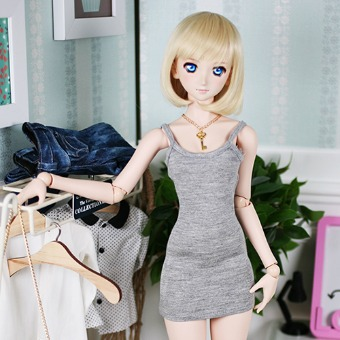 CDD-138 (Grey) - DOLLSN,DD,BJD TOTAL SHOP