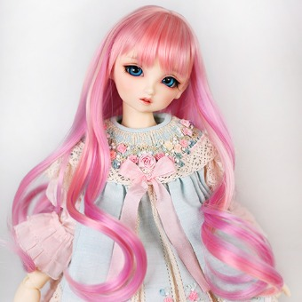 WMM-026 (Coral Pink) - DOLLSN,DD,BJD TOTAL SHOP