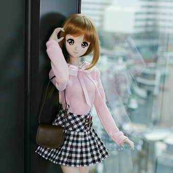 CDD-110 (Pink) - DOLLSN,DD,BJD TOTAL SHOP