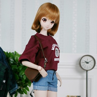 AC-041 (Brown) - DOLLSN,DD,BJD TOTAL SHOP